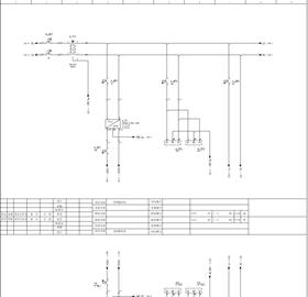输送机电气原理图