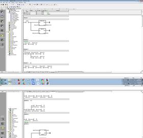 输送机PLC程序